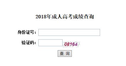 武汉科技大学成教本科成绩查询
